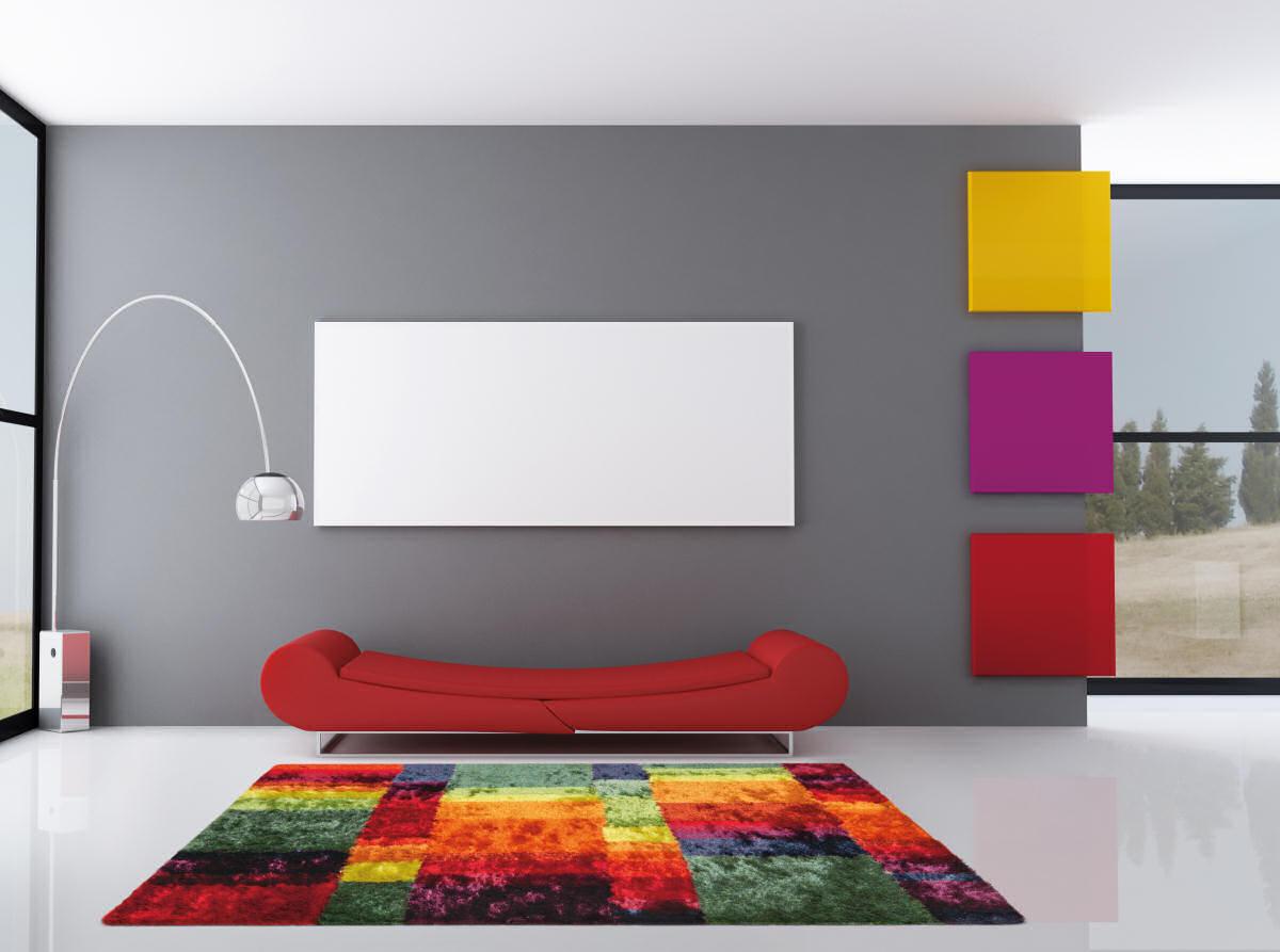 45 tappeti moderni presentati da al femminile il blog - Sirecom tappeti ...