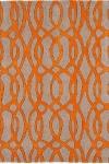 tappeto-moderno-lana-max37wireorange