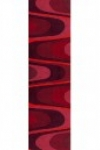 tappeto-moderno-passatoia-warp-scarlet