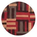 tappeto-rotondo-labyrinth-terra