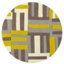 tappeto-rotondo-labyrinth-yellow