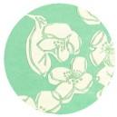 tappeto-rotondo-magnolia-blue