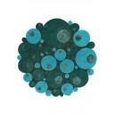 tappeto-rotondo-minerali-vitalize-petrolio