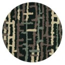 tappeto-rotondo-rain-umber