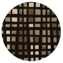 tappeto-rotondo-wall-chocolate