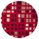 tappeto-rotondo-wall-red