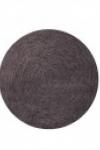 tappeto-rotondo-esprit-home-colour-in-motion-nero