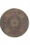 tappeto-rotondo-esprit-home-mandala-multicolour
