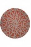 tappeto-rotondo-esprit-home-oriental-lounge-arancione