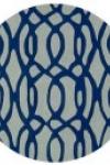 tappeto-rotondo-laces-blue