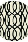 tappeto-rotondo-laces-white