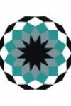 tappeto-rotondo-marquis-negro-verde