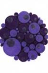 tappeto-rotondo-minerali-vitalize-viola
