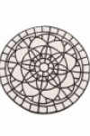 tappeto-rotondo-natalia-pepe-barcellona-cm130-brown