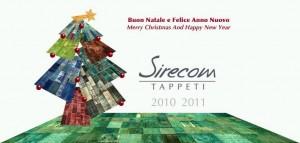 Auguri di natale da sirecom tappeti il blog dei tappeti - Sirecom tappeti ...