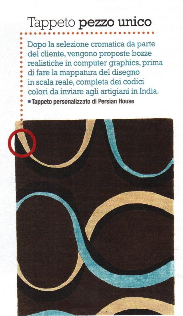 A cose di casa piacciono i nostri tappeti moderni - Tappeti in lana moderni ...