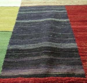 Nanimarquina Losanges dettaglio tappeto
