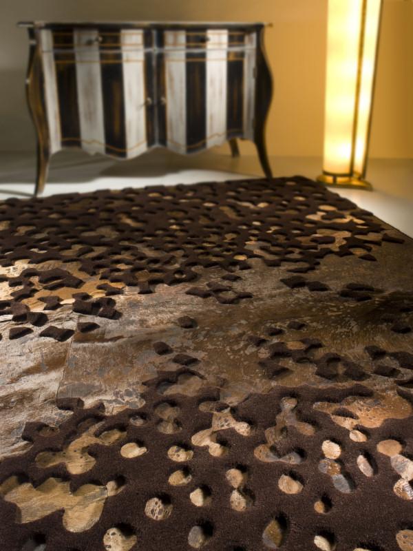 Renato balestra lancia i tappeti moderni il blog dei tappeti - Tappeti quadrati moderni ...