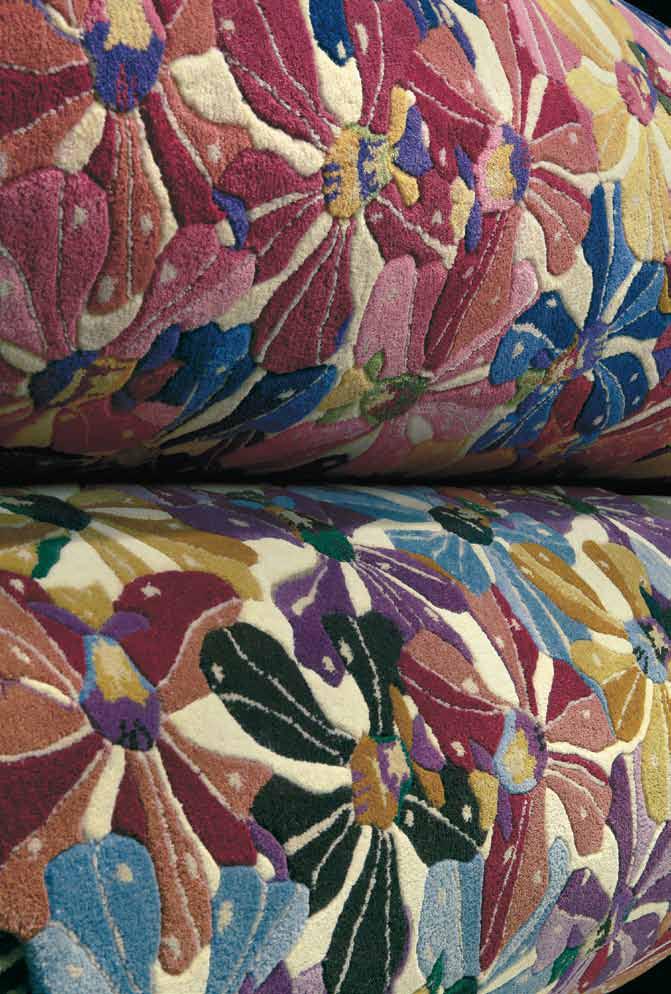 Finalmente arrivano anche i nuovi tappeti missoni il - Missoni home tappeti ...