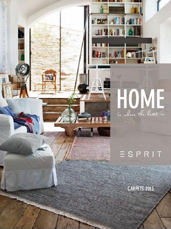 Tappeti Esprit Home: ora shop on-line