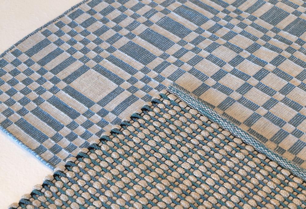 dettaglio del tappeti moderno PATCH di Patricia Urquiola per GAN, un marchio di Gandia Blasco Group, vincitore della categoria Contract Flooring ai NYCxDESIGN Awards nell'edizione 2021