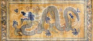 tappeto-antico-cinese-ildrago-e-il-fiore