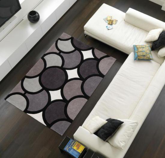 Vinci un tappeto con il concorso di casafacile il blog for Tappeti soggiorno moderni