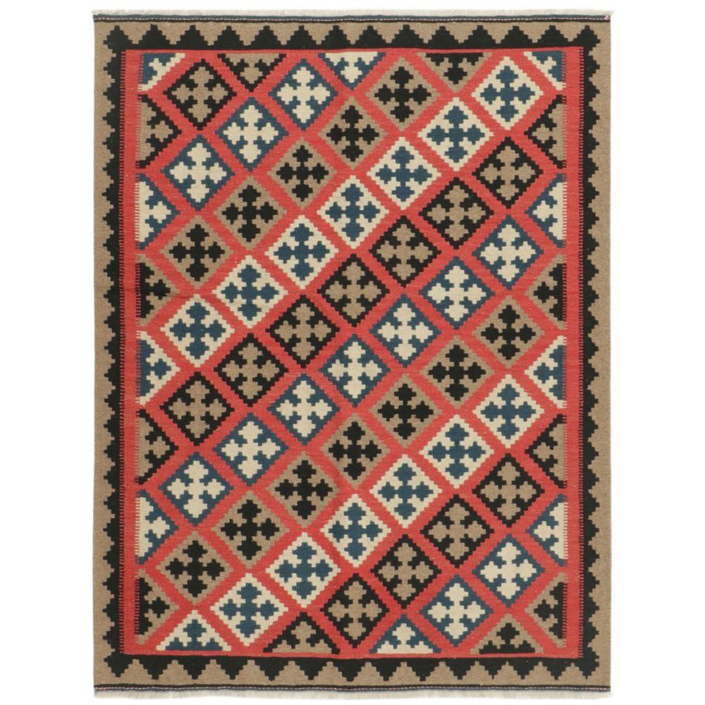 tappeto kilim fatto a mano in Persia