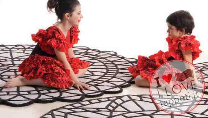 tappeto moderno Portofino di Natalia Pepe per SITAP