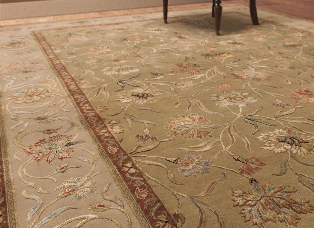 tappeti orientali lana e seta
