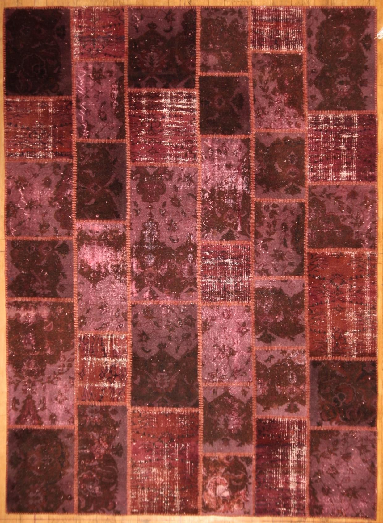 Nuova tendenza dei tappeti: patchwork colori acidi » il blog dei tappeti