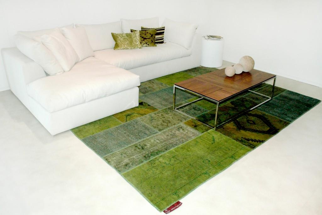 Tappeti patchwork moderni idee per il design della casa for Tappeti moderni design