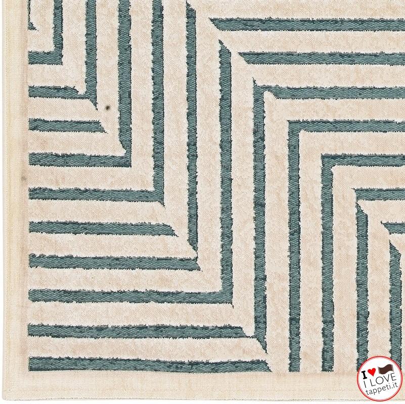 dettaglio del tappeto SITAP Gabrielle 609L/Q41
