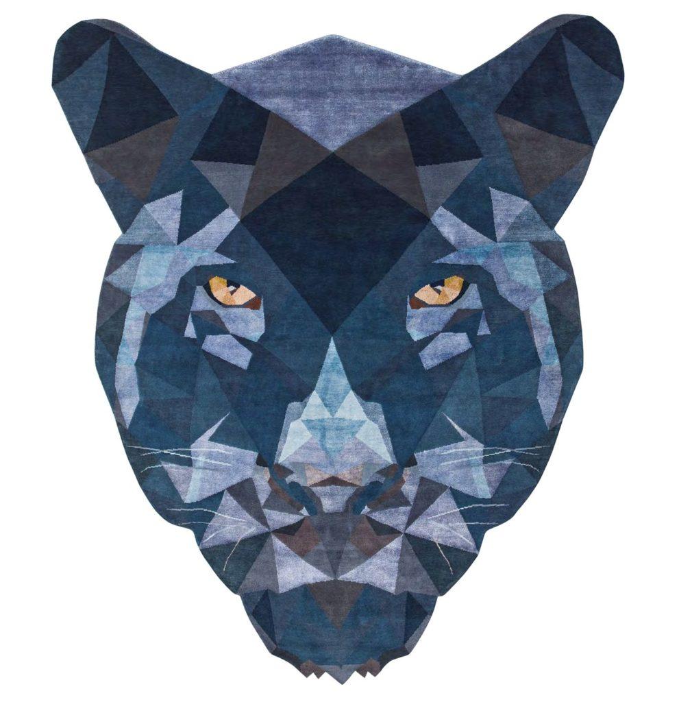 tappeti SITAP modello Panthere