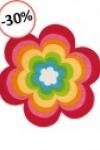 tappeti-bambini-love-peace-multicolour-fiore